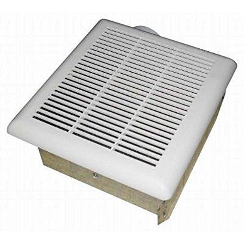 Hampton Bay Bath - Hampton Bay BPT12-13D 70 CFM Ceiling Exhaust Bath Fan