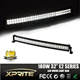 jeep 50 inch light bar bracket - Xprite E2 Series Off Road Curved 32
