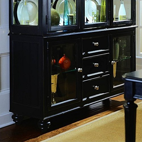 American Drew Camden Black China Buffet ()
