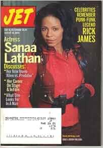 Jet Magazine, Vol. 106, No. 9 (August 30, 2004): Robert E. Johnson