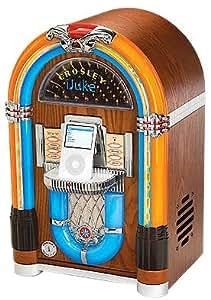 Amazon.com: Crosley CR17 iJuke Mini Jukebox: Home Audio