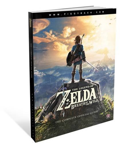 The Legend of Zelda: Breath of the Wild Complete Official Guide ...