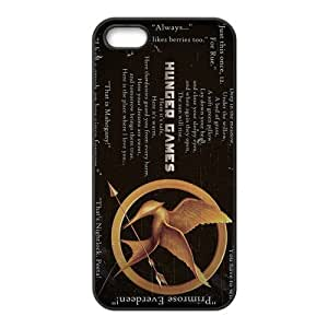 LeonardCustom Protective Hard Rubber Coated Cover Case for ipod touch 4 touch 4 iPhone, Hunger Games Mockingjay Logo -LCI5U105