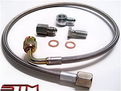 Awesome Amazon Com Stm Oil Pressure Gauge Install Kit At Head Fits 90 99 Wiring Digital Resources Millslowmaporg