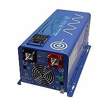 AIMS Power PICOGLF30W12V120VR 3000 Watt 12V Pure Sine Inverter Charger