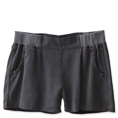 Kavu Climbing Shorts - KAVU Women's Riverbank Shorts, Black, Small