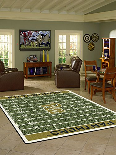 (NCAA Home Field Rug - Pittsburgh Panthers, 3'10