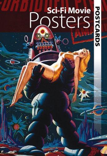 Sci-Fi Movie Posters Postcards (Dover Postcards) (Pop Art Postcard)
