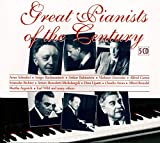 Great Pianists Of The Century (Box Set)