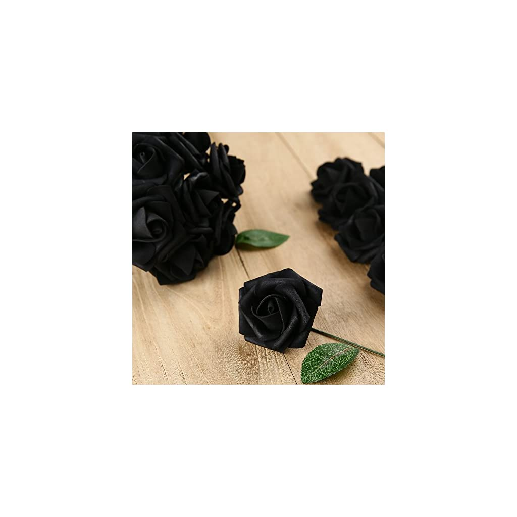 Febou-Artificial-Flowers-Real-Touch-Artificial-Foam-Roses-Decoration-DIY-for-Wedding-Bridesmaid-Bridal-Bouquets-Centerpieces-Party-Decoration-Home-Office-Decor