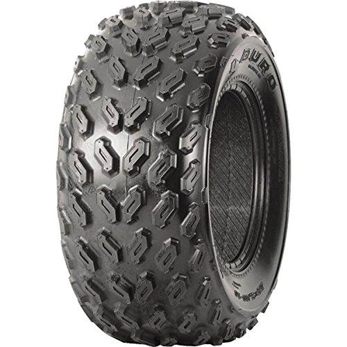 Duro DI-K167A, KT761 Tire-Front, Black, 22X9X10, 4-Ply