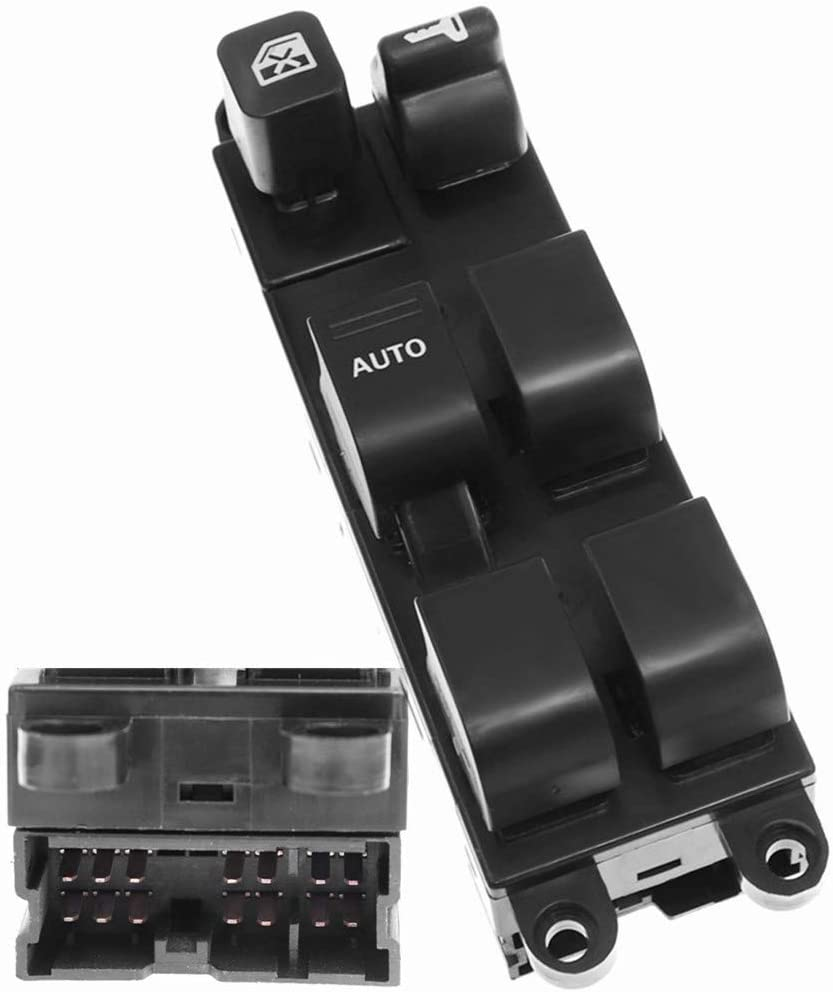 INEEDUP Window Master Switch for 2007-2012 Nissan Altima 25401ZN40C