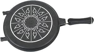 Ceramic fried dish, size 26