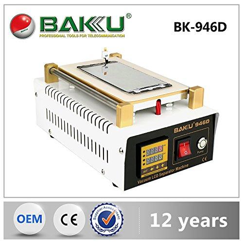 BAKU Built-in Air Vacuum Pump 110V 220V Separator BK-946D LCD Touch Screen Machine