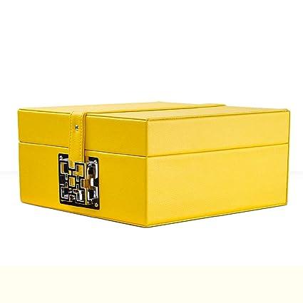GYZS jewelry box Modelo de Carga Suave Decoración de la habitación Guardarropa Caja de Almacenamiento en