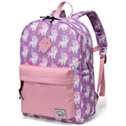 Preschool Toddler Backpack,Vaschy Little Kid Small Backpacks for Kindergarten Children Boys and Girls with Chest Strap…