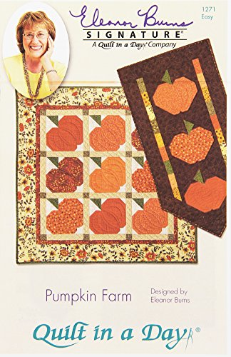Eleanor Burns Pumpkin Farm Pattern by Quilt in a ()