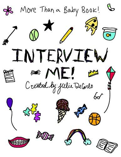 More Than A Baby Book: Interview Me