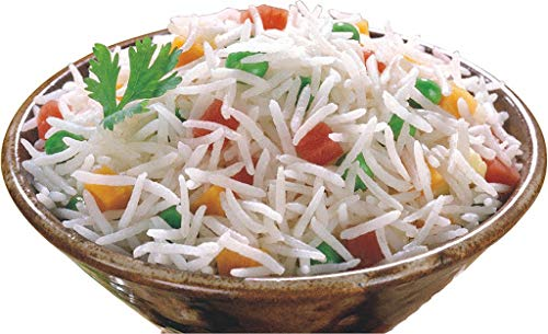 Grocery House Super Premium Basmati Rice   Aged Rice with Long Grains & Rich Aroma (Pack of 200 Gram) 2021 July Super Basmati Rice is a premium quality aged Basmati rice Ideal for cooking those special dishes like Rajma Chawal, Chettinad Chicken Curry, Kadhi Chawal, Machhi Bhaat, Sambhar Rice, Lemon Rice and the likes Long and slender grains which elongate up to three times in length when cooked