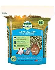 OXBOW 1011010150 Alfalfa Hay 15-Ounce Bag