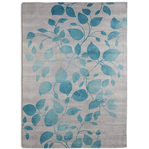 Rugsmith Ivy Area Rug, 5' x 7', Blue ()