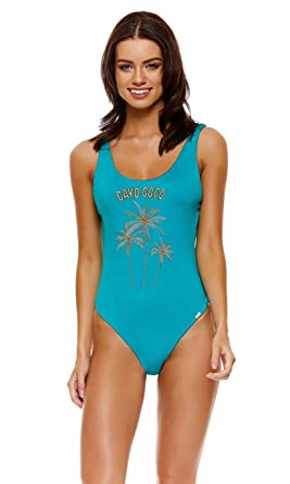 new cheap best supplier best place BANANA MOON Borage Cabana, Maillot 1 pièce, Bleu: Amazon.fr ...