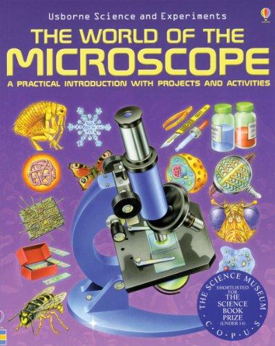 Celestron 44402 World Microscope Book