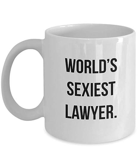Amazoncom Funny Lawyer Coffee Mug Christmas Valentines