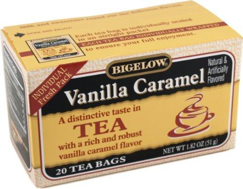 Bigelow Special Blend Vanilla Caramel Black Tea 20 Count