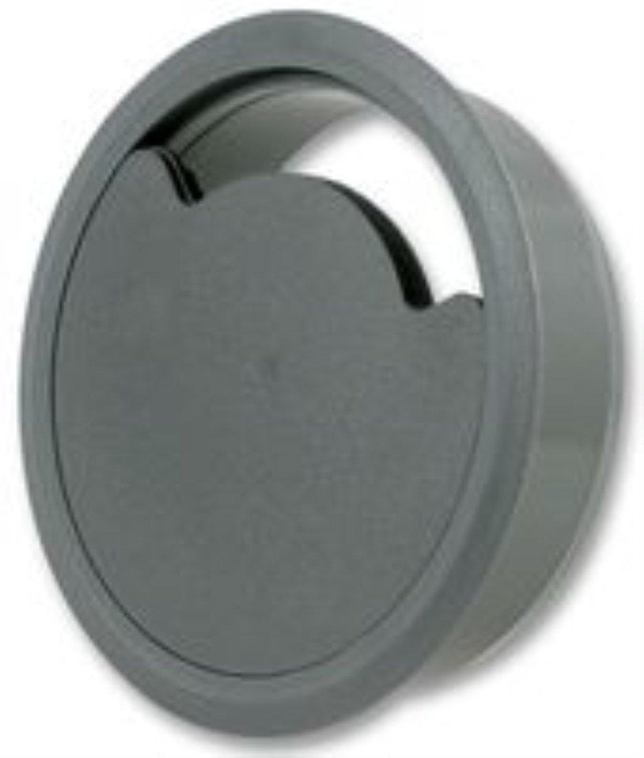 PRO ELEC CR100CBG Cable Grommet, 100mm Grey BPSCP CR100CBG - PL09828 IT
