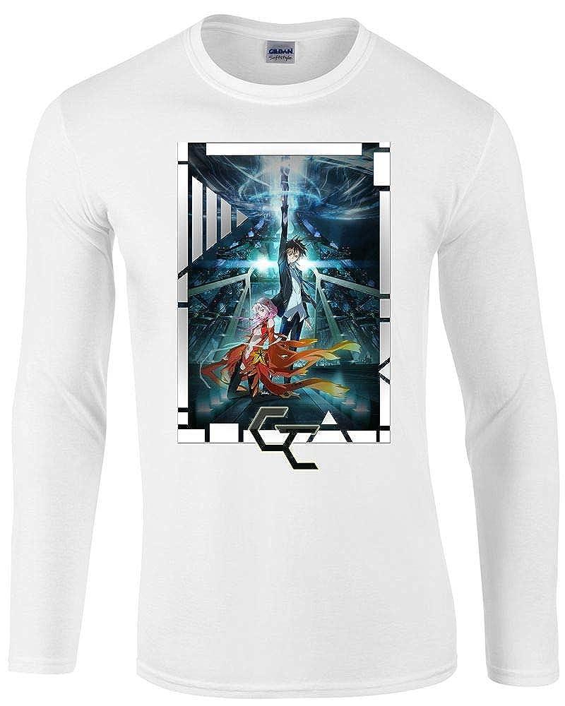 Guilty Crown Anime Unisex Long Sleeve Shirt