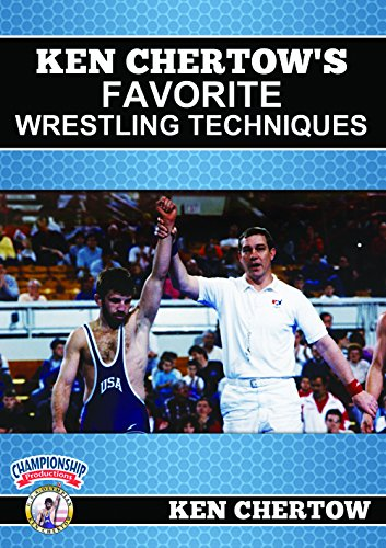 Championship Productions Ken Chertow's Favorite Wrestling Techniques DVD by Championship Productions