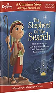 Children's Activity Book - Shepherd on the Search