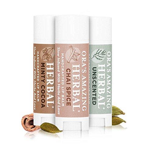 Aromatherapy Lip Balm - 5