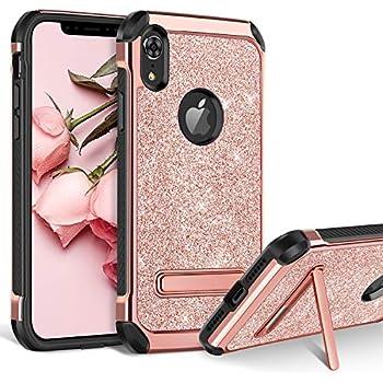Amazon.com: BENTOBEN Case for iPhone XR, Glitter Bling
