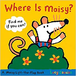 Where is Maisy? (flap book board book)