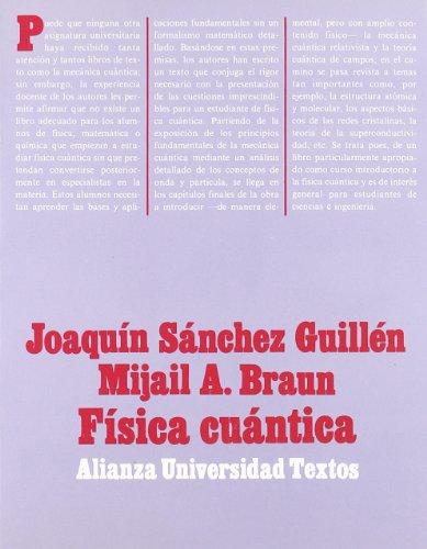 Descargar Libro Física Cuántica ) Mijail A. Braun
