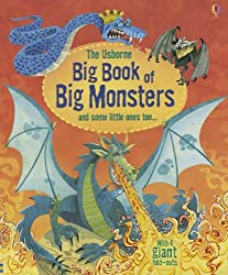 The Usborne Big Book of Big Monsters