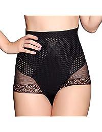 IN'VOLAND Women Body Shapewear High Waist Body Shaper Tummy Control Panties Butt Lifter Slim Waist Trainer Muffin Top