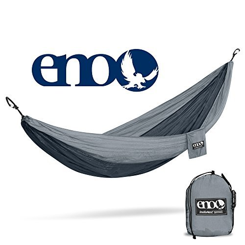 Eagles Nest Outfitters Special Edition DoubleNest Hammock B01M8MGFGL  チャコール/グレー One Size