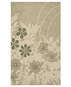 Momeni Veranda Floral Indoor/Outdoor Area Rug - Sage
