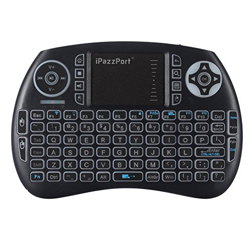 iPazzPort Keyboard Bluetooth Raspberry KP 810 21SBL