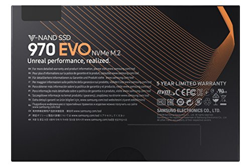 Samsung 1TB 970 EVO NVMe M2 Solid State Drive by Samsung (Image #6)