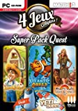 Super Pack Quest 4 jeux complets
