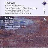Hornkonzert 1/Duett-Concertino/Oboenkonzert d-Dur/