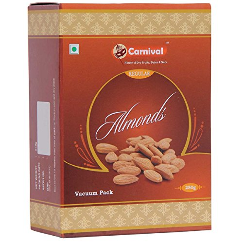 Carnival Almonds – 500g
