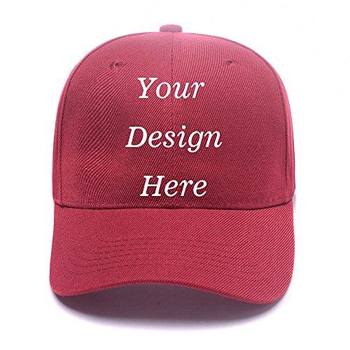 Custom baseball cap the best Amazon price in SaveMoney.es d538e7f56ebc