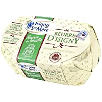 French Isigny Butter, salted - 2 each 8.8 oz pack