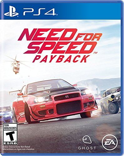 Electronic Arts NFS Payback