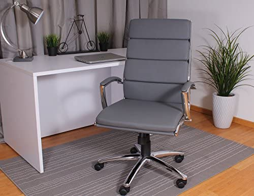 Boss Office Products CaressoftPlus Executive Chair